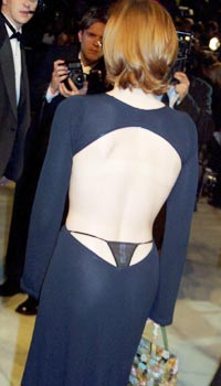 Pics Photos - Gillian Anderson Thong